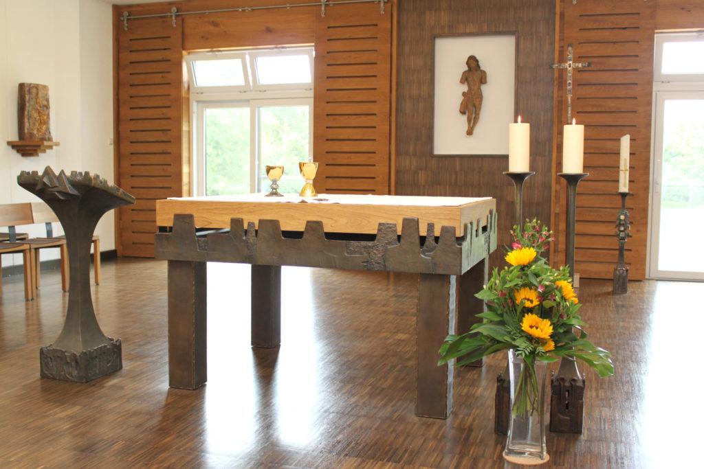 Kapelle Gottesdienste im HPH