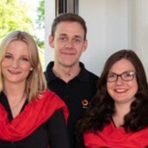 Sarah Hutter, Sarah Kropacz, Marius Kürten