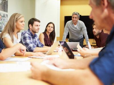 Moderation und Gesprächsführung im Rahmen der MAV-Arbeit (Online-Teilnahme möglich)