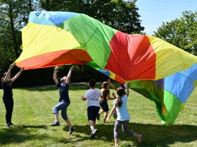 Kinderferienprogramm der Familienbildung