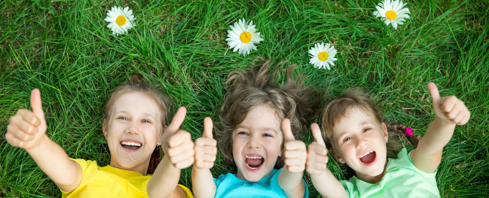 ENDLICH RAUS: Spiel & Spaß im FrühlingsWald