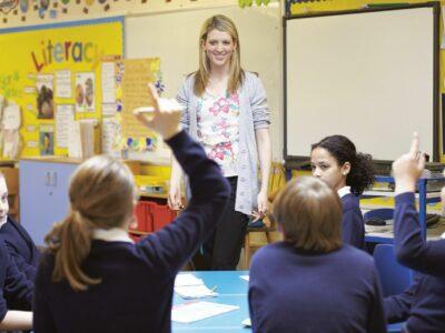 Was Lehrkräfte mit Persönlichkeitsentwicklung zu tun haben