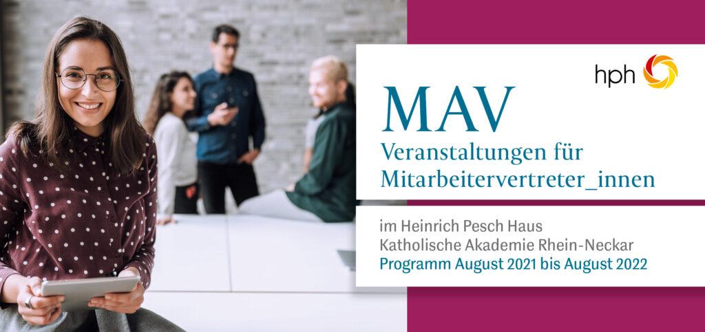 MAV-Programm 2021 2022