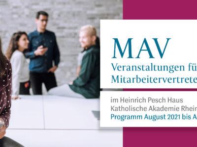 Neues MAV-Programm erschienen