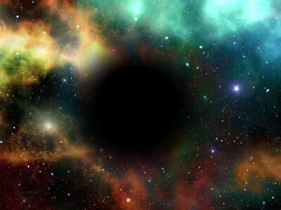 Schwarze Löcher - Dunkles Geheimnis der Raumzeit