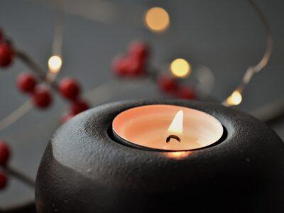 Geschichten bei Kerzenschein